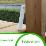 Homematic IP Fenster- und Türkontakt optisch