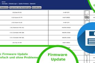 HomeMatic Firmwareupdate