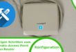 Homematic Access Point zum Lan Router wandeln
