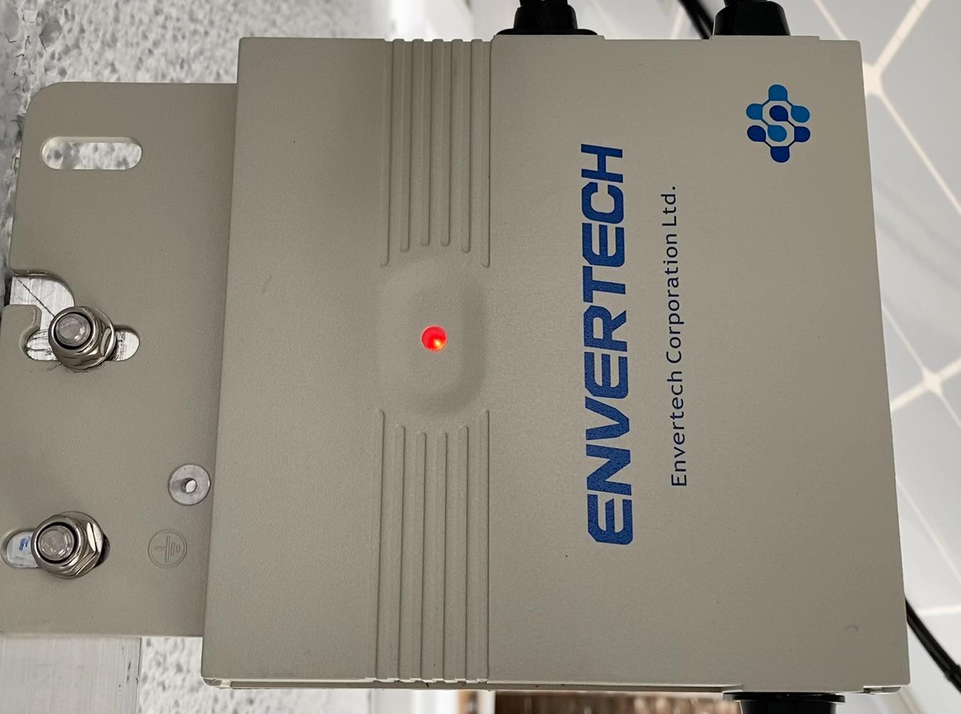 Inbetriebnahme EVT300 Microwechselrichter
